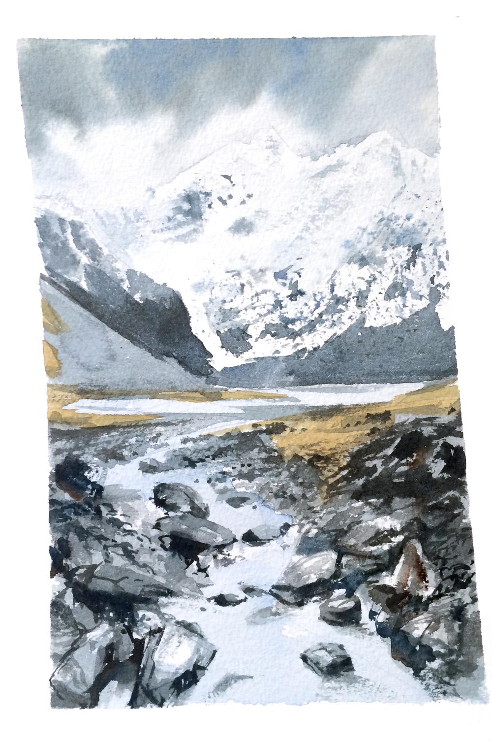 Lake of the Tundra
