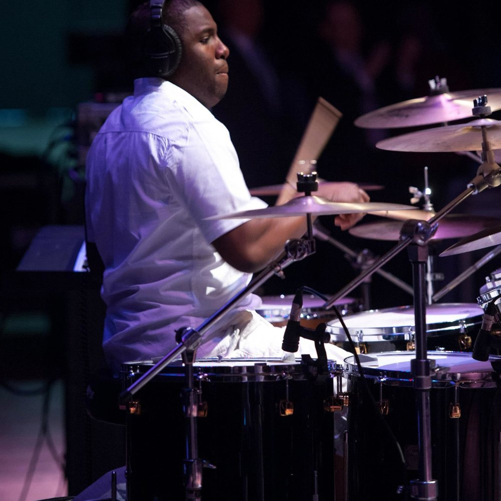 Roberto Robinson - Roberto Robinson Jr. is a gifted drummer who travels the world performing with JT Taylor ( kool and the gand lead singer) since 2012. Roberto was born in Brooklyn NY on August 4th 1987. Roberto's main dream from a child was to play the drum, He started out playing in the church and gradually expanded to playing in local clubs and casinos.To date Roberto has played with many groups such as. James Hall and the Voices of Citadel, James Hall and worship Praise New Era, Christopher Williams from New Jack City, Che'Nelle Universal Music Japan he also plays in local clubs such as The Groove, The Village Underground and Resorts World Casino …etc. a midst his busy schedule he finds time to giveback to the community by participating in a summer camp for young people as a drum instructor.