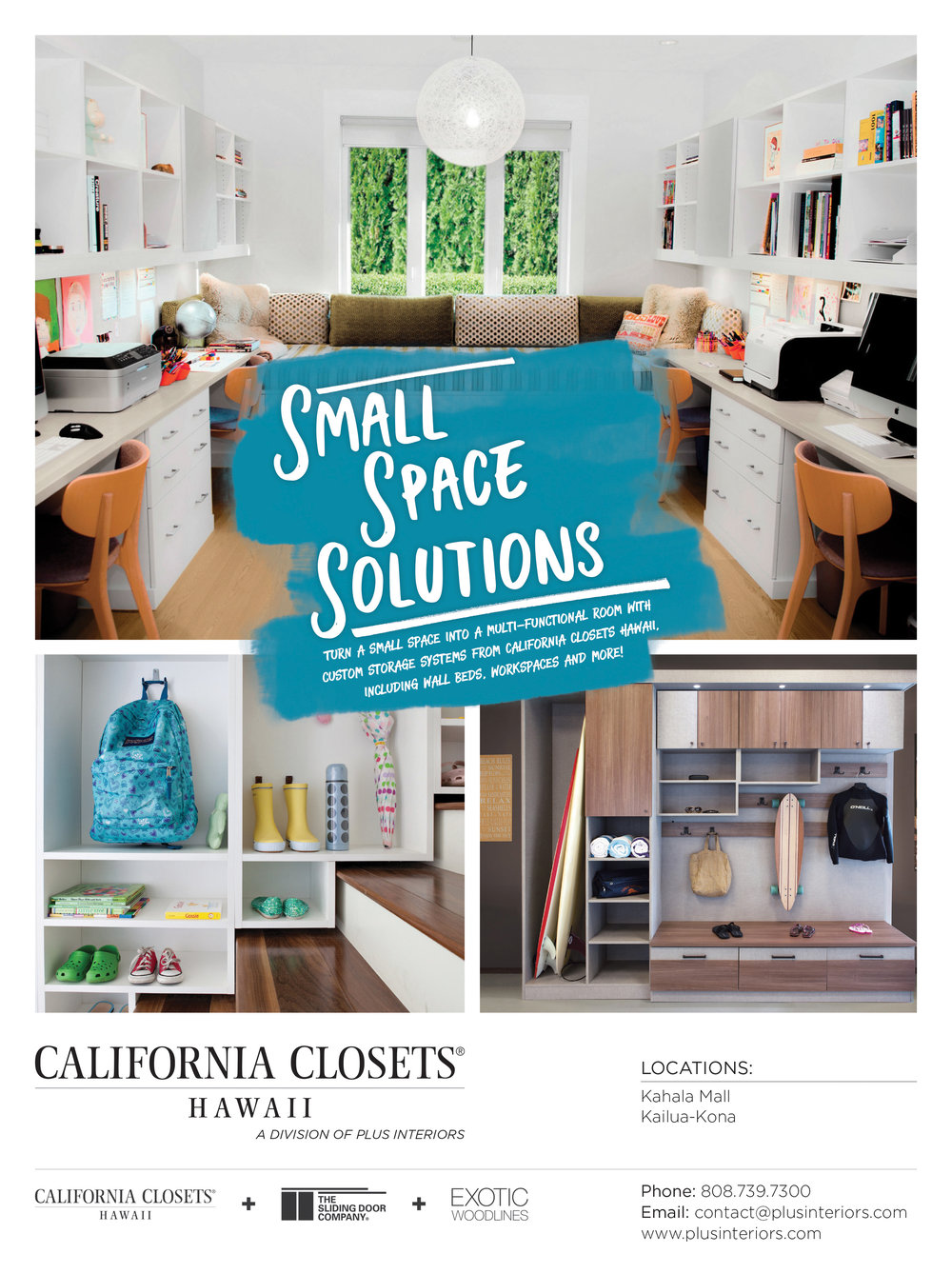 Hawaii Home Remodel Small Spaces Ad