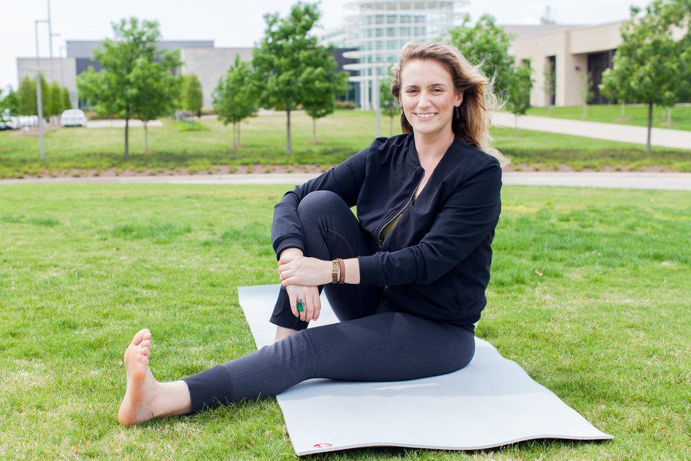 Dorsey Standish Yoga Mindfulness Teacher