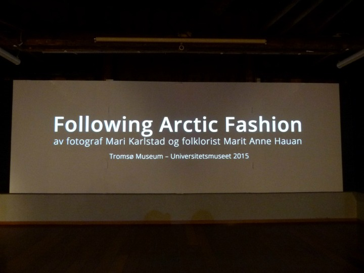 Following Arctic Fashion