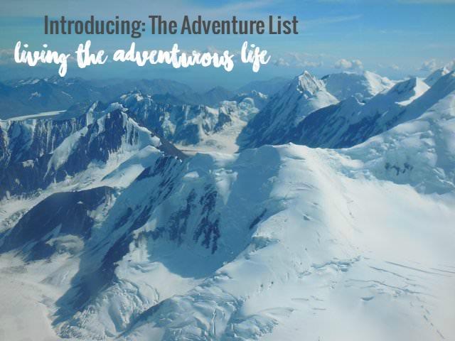The Adventure List