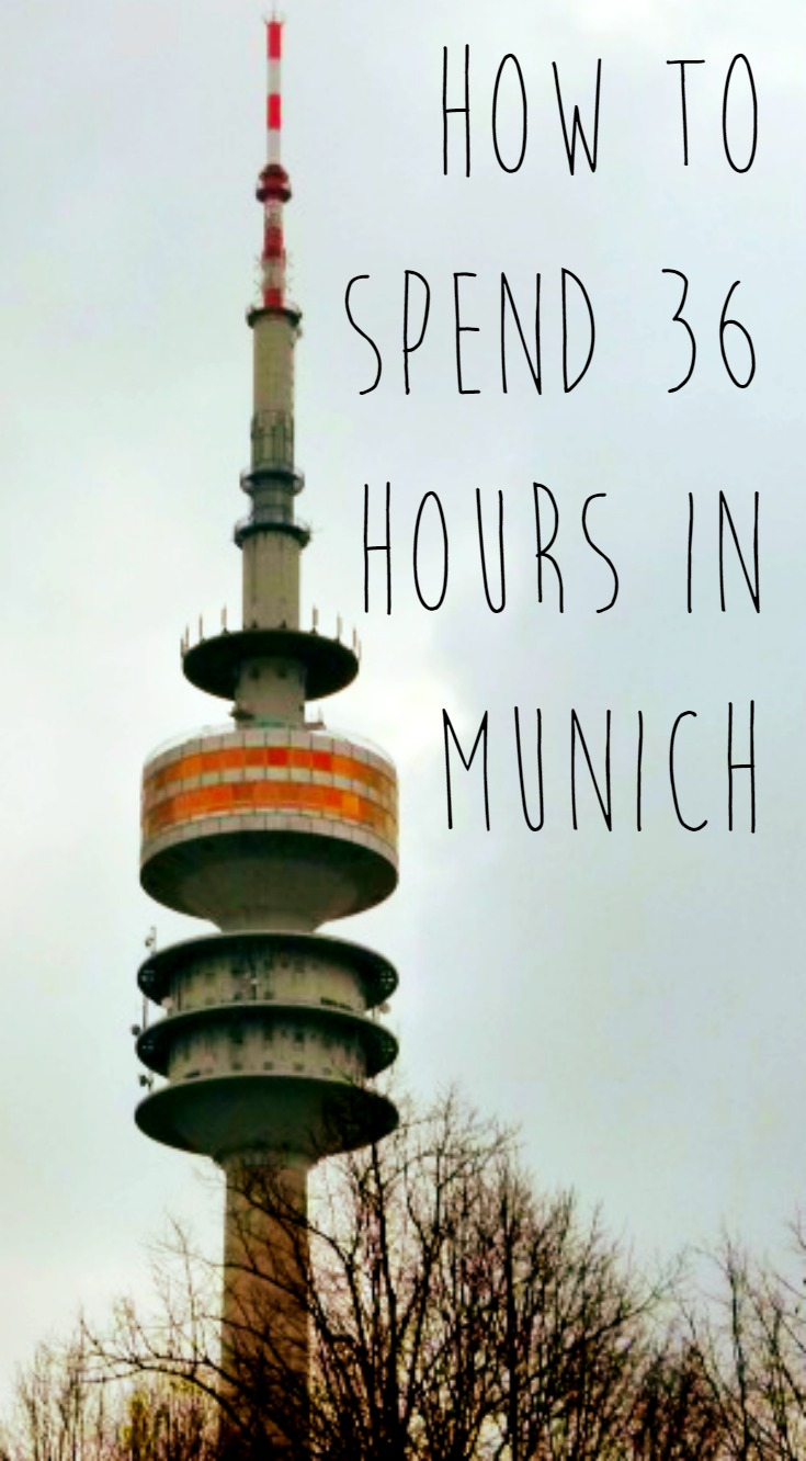 Want to visit Munich but only have little time? Here's a suggestion on how to spend 36 hours in Bavaria's capital!