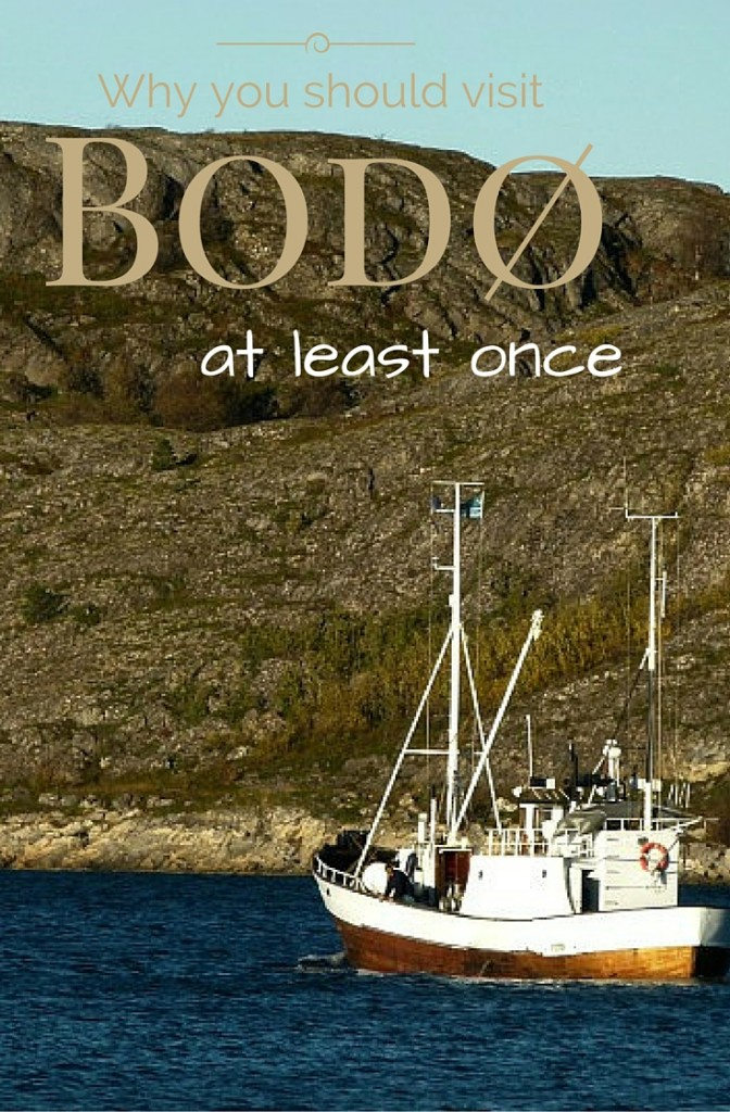 Ever heard of Bodø? This Northern Norwegian town is worth a visit - at least once. Telling you why and what you need to do and see on the blog!