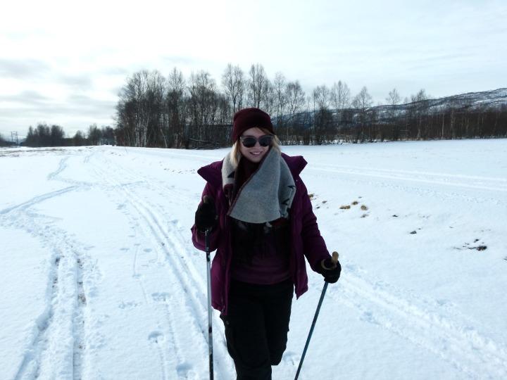 Skiing 12