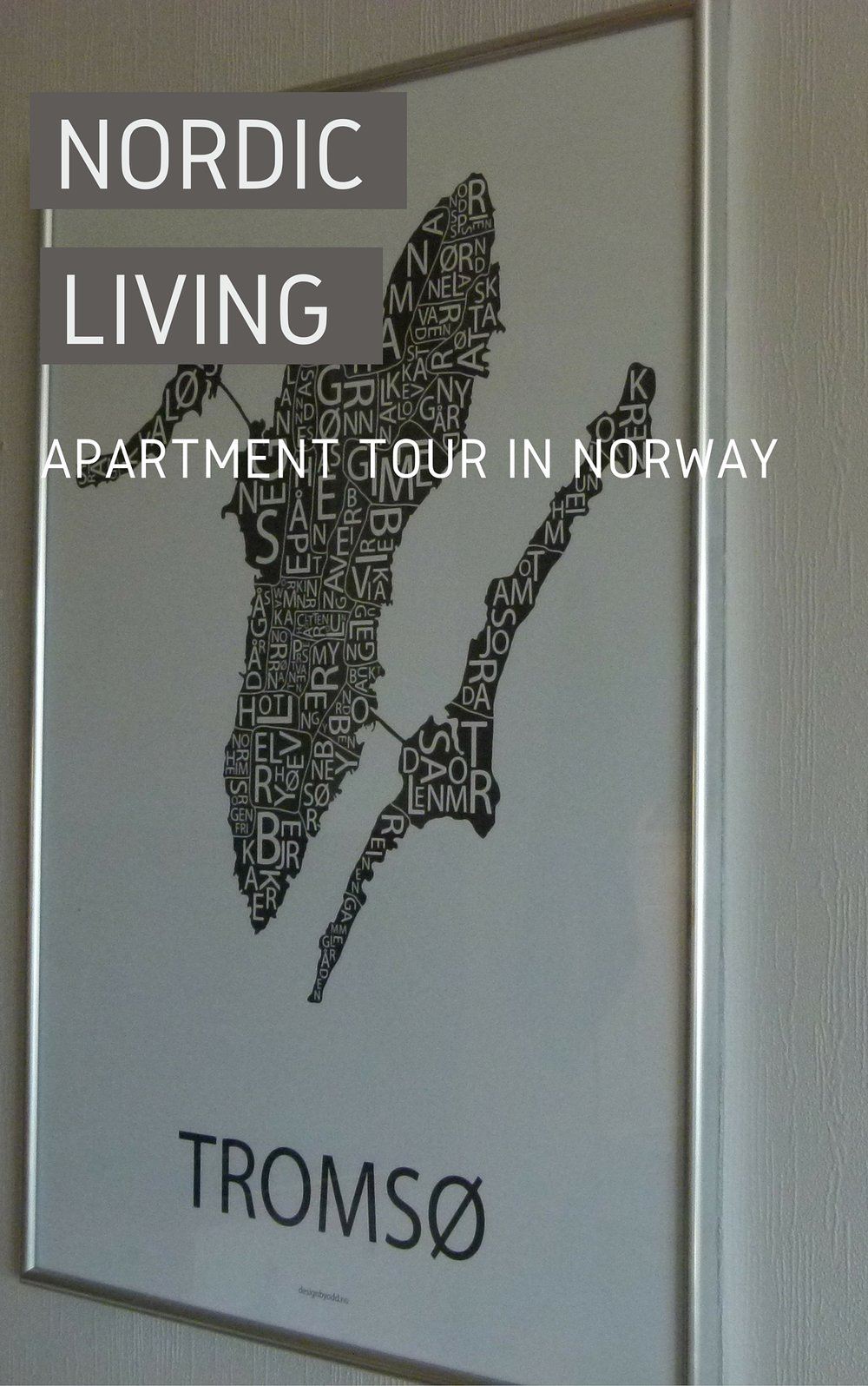 Fascinated by Scandinavian Design? I'm taking you on a house tour in Tromso and give you some tips on where to buy Nordic bargains!