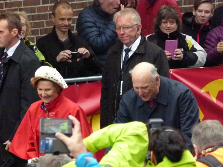 King and Queen of Norway