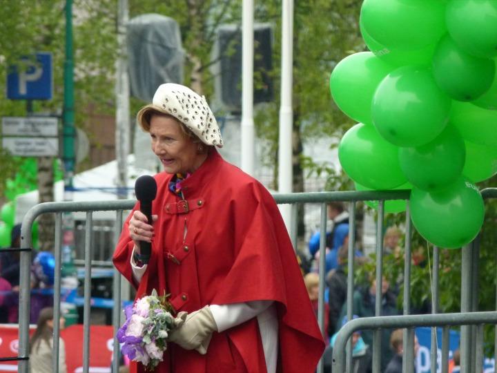 Queen of Norway