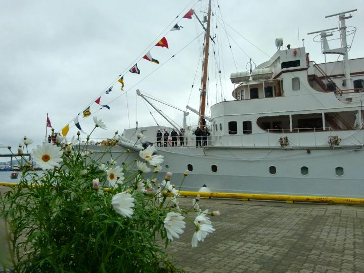 Royal Visit in Tromso