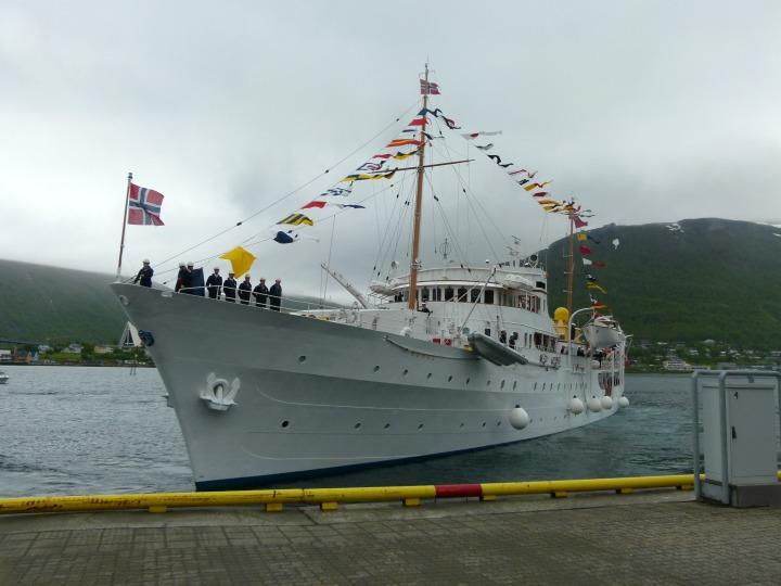 Royal Visit to Tromso