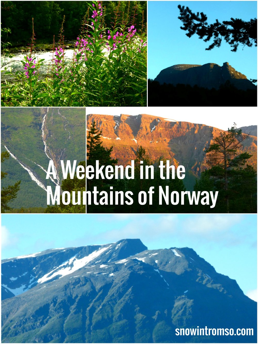 A Weekend in the Mountains of Northern Norway