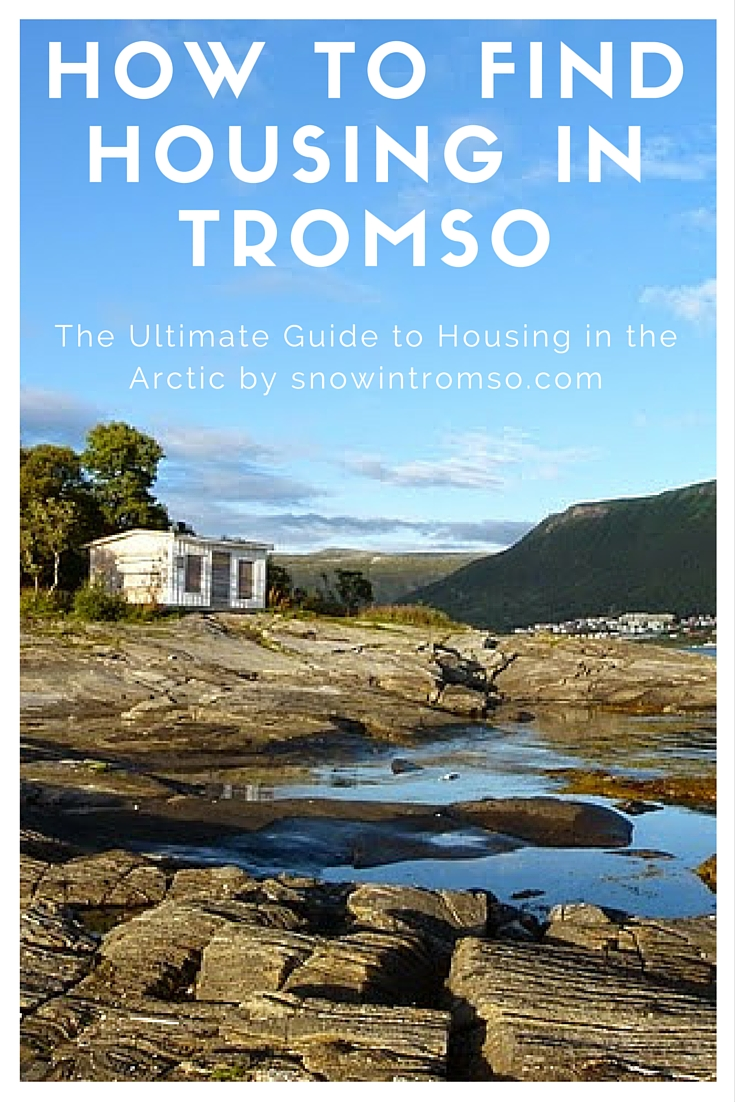 How to Find Housing in Tromso - The Ultimate Guide by snowintromso.com