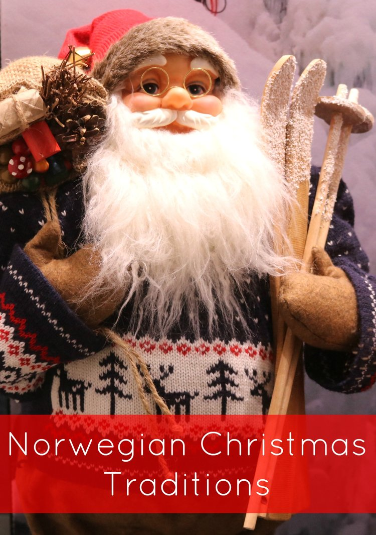 Norwegian Christmas Traditions - From Ribbe to Pinnekjøtt — Snow in ...