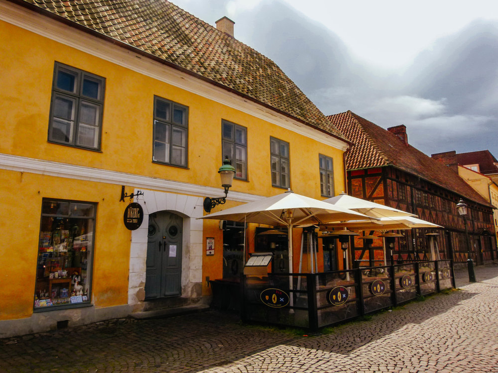 visit old town malmo sweden photo