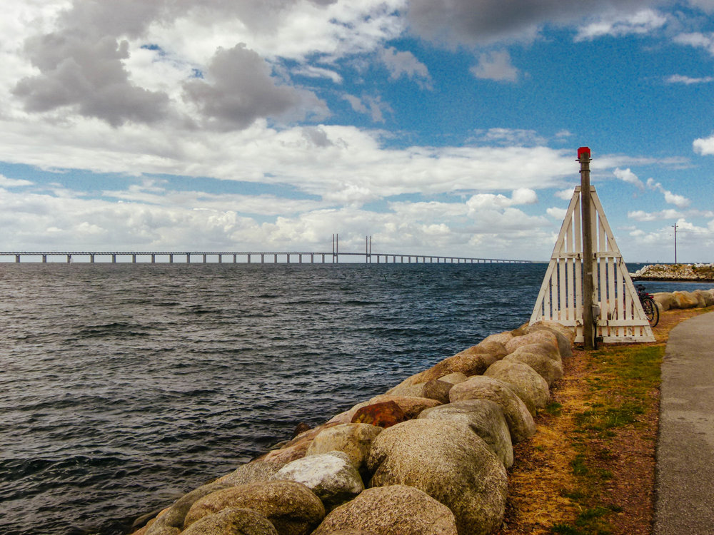 visit öresundbridge the bridge malmo sweden photo