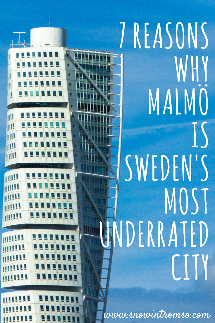 Ever thought about visiting Malmö? Click through to find out why you should!