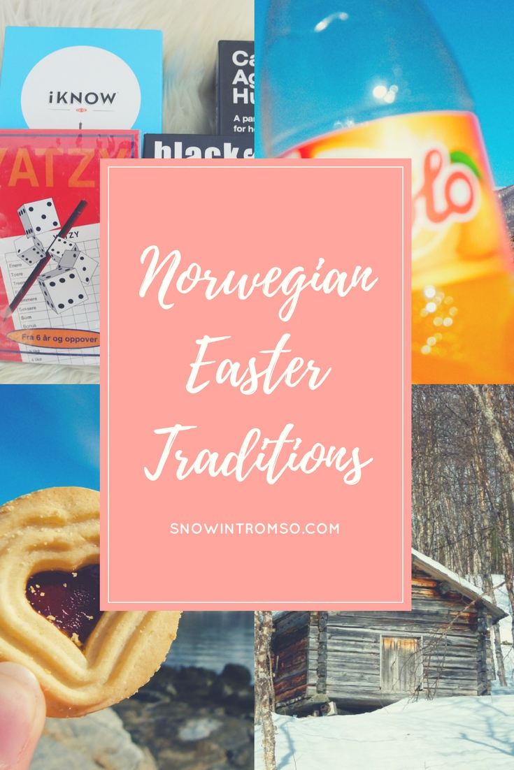 6 Ingredients for a traditional Norwegian Easter vacation