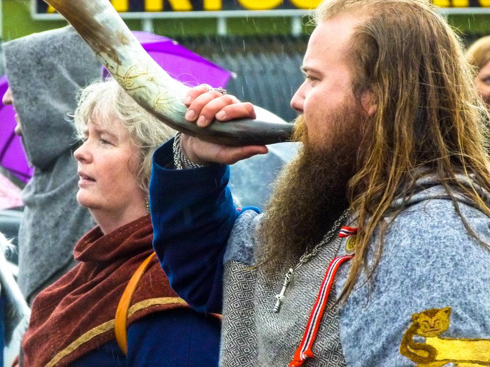 norway isn't norway without vikings!