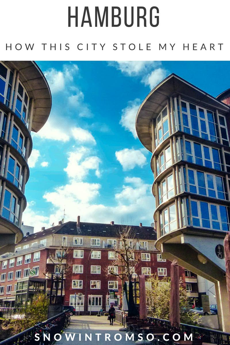 How Hamburg stole my heart