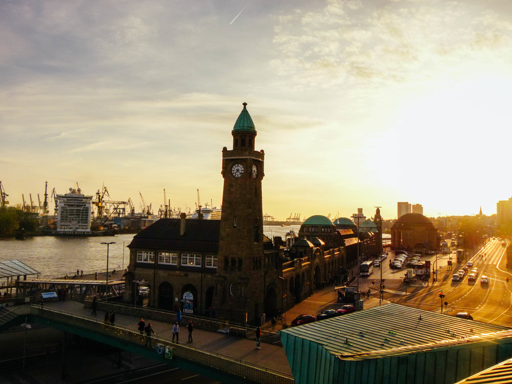 how hamburg stole my heart