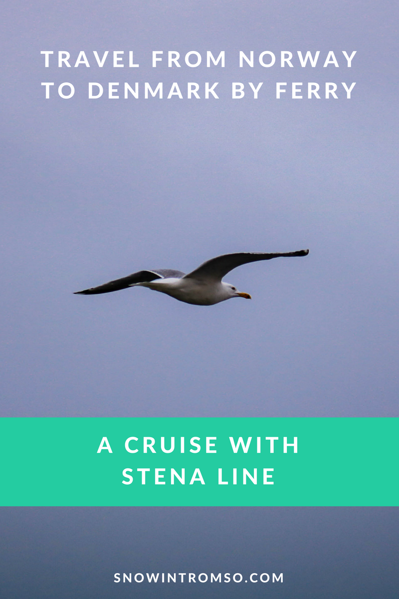 Travel from Norway to Denmark made easy - a ferry ride with Stena Line!
