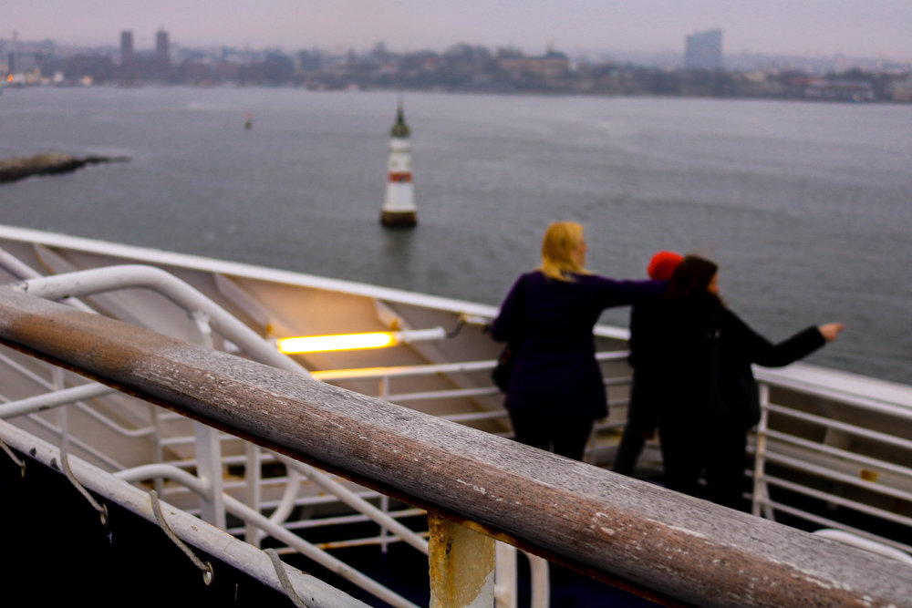 travel scandinavia stena line ferry