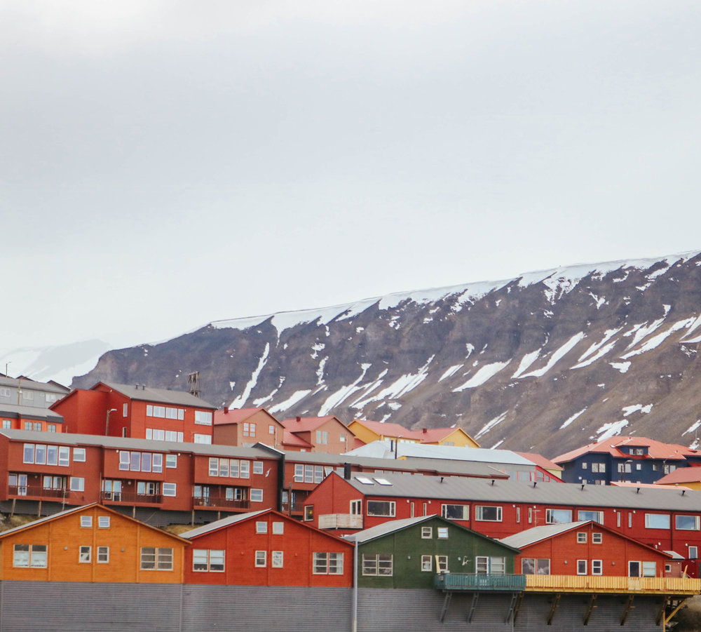 visit svalbard northern norway arctic