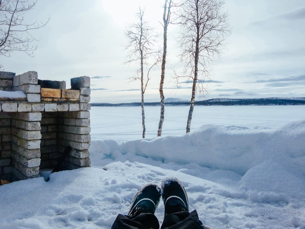 things I couldn't live without in Norway Sorel winter boots