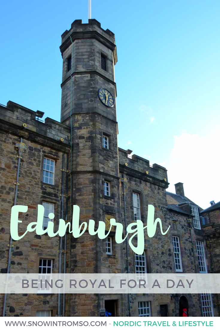 Are you interested in the British Royal Family and headed to Edinburgh? These are the places you must visit!