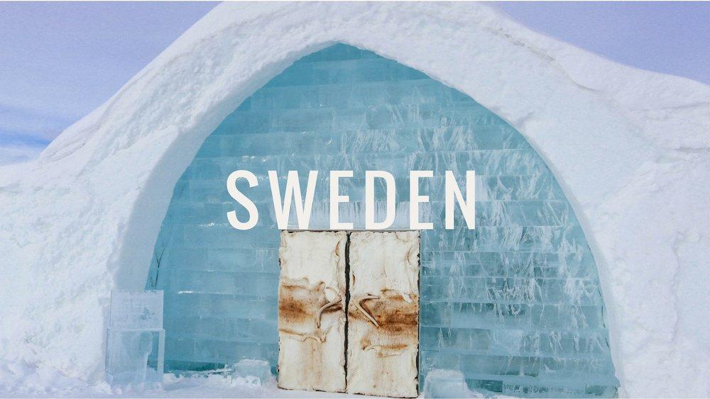 Sweden Snow in Tromso
