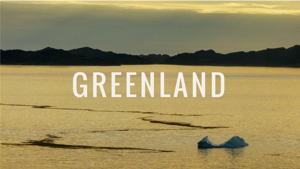 Greenland Snow in Tromso