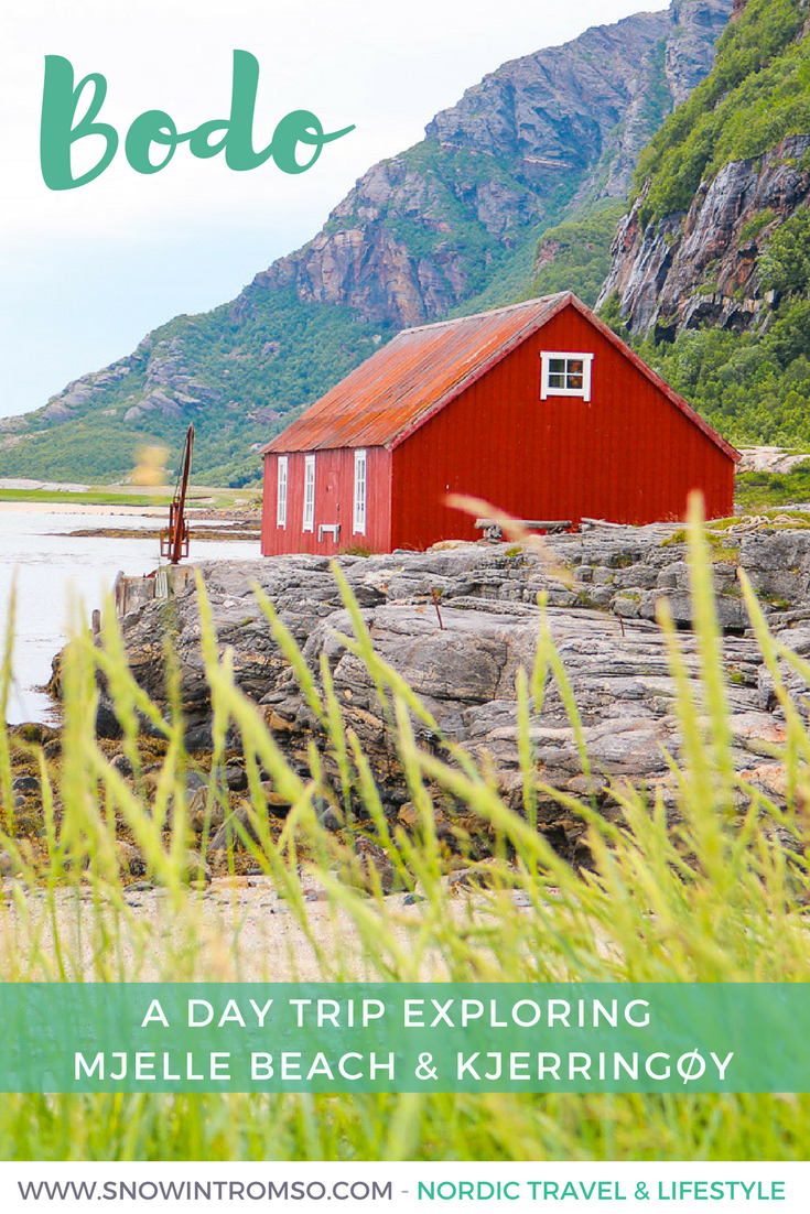 An Arctic Road Trip - Exploring Mjelle & Kjerringøy near Bodø. Showing you what summer in Norway is like and what to do in Bodø!