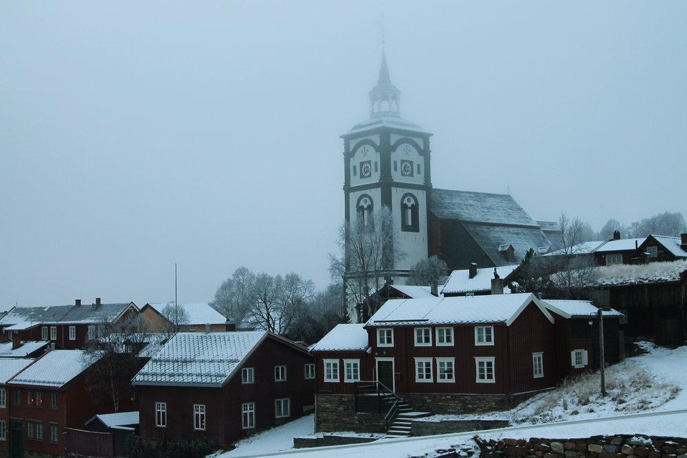 visit trondheim røros norway christmas