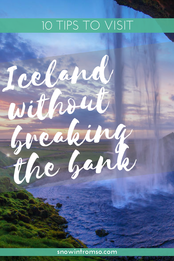 Click through to read 10 tips on how to visit Iceland on a budget!