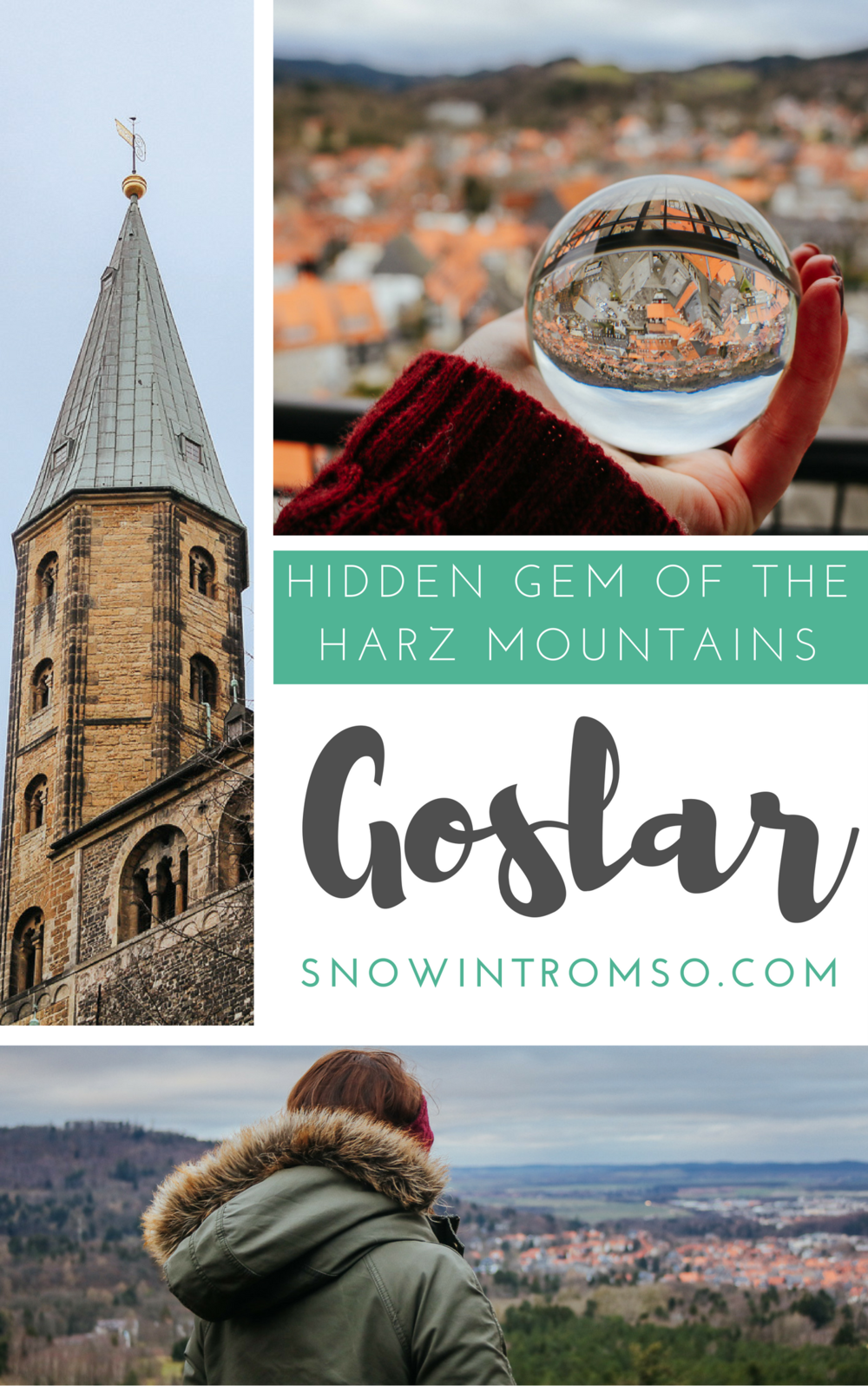 Headed to the Harz Mountains of Germany? Here's what you can do and see in Goslar!