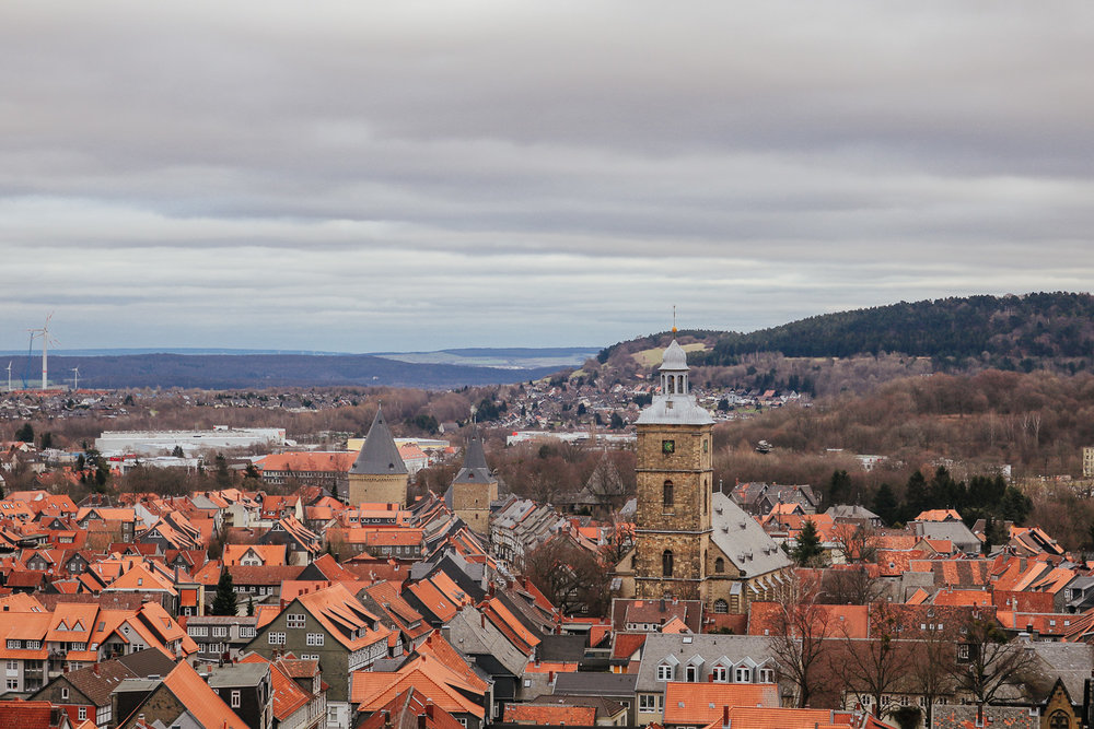 what to see and do in goslar harz mountains northern germany