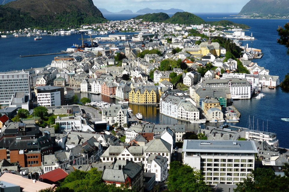 what to see and do in ålesund