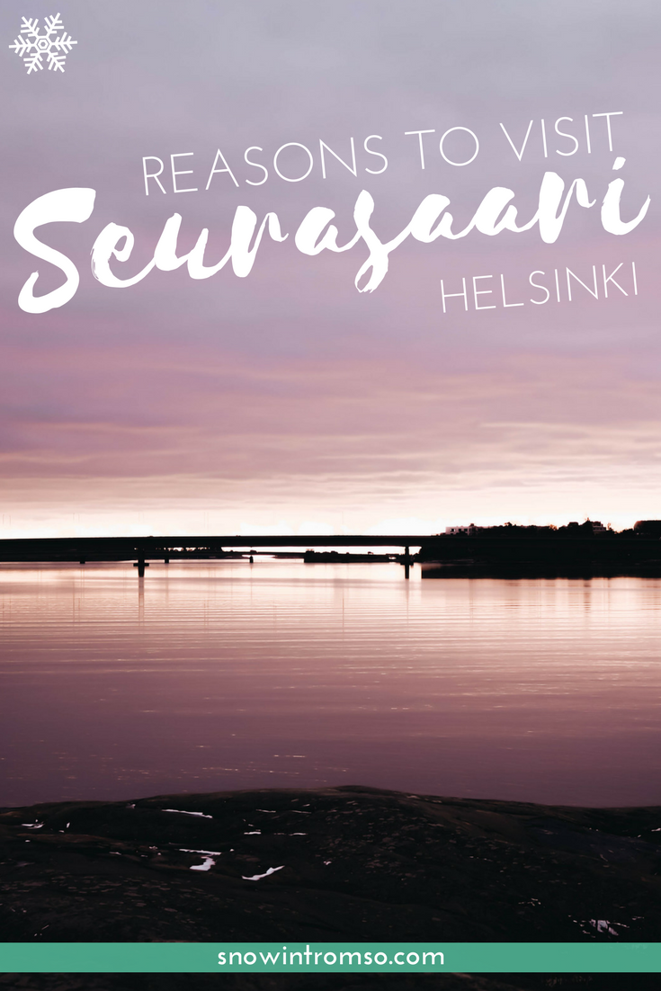 Here's why you need to visit Seurasaari when you're in Helsinki!