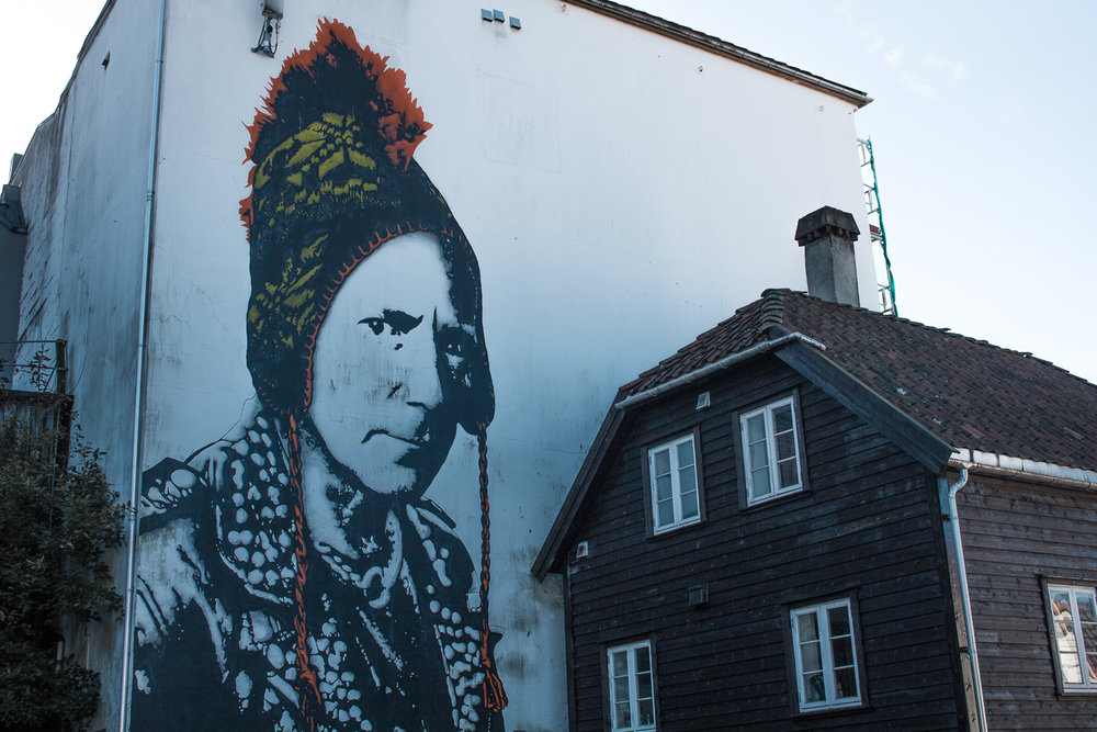 nuart street art festival stavanger norway