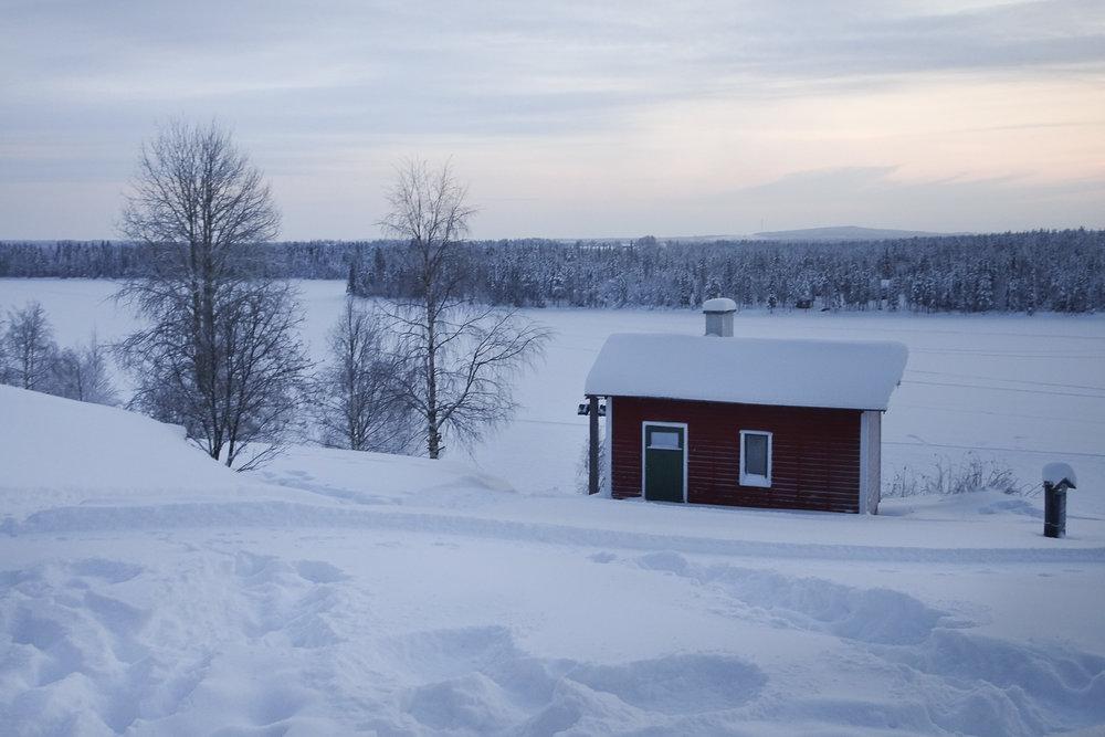 finnische natur lappand kuusamo