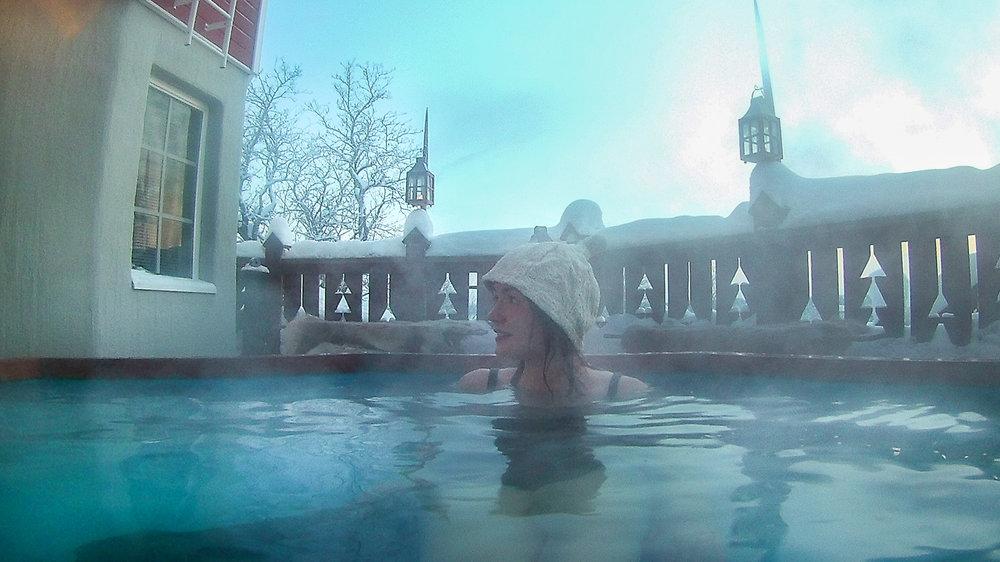 winter abenteuer sauna kultur finnland finnisch lappland
