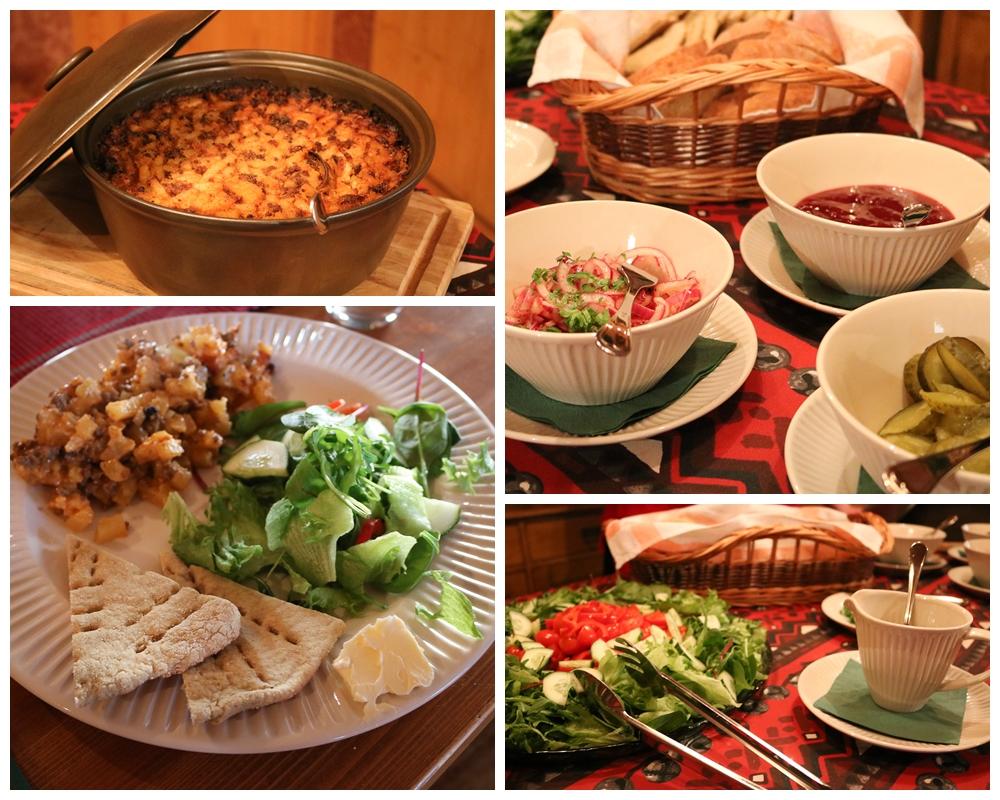 finnische küche rentierfleisch lappland
