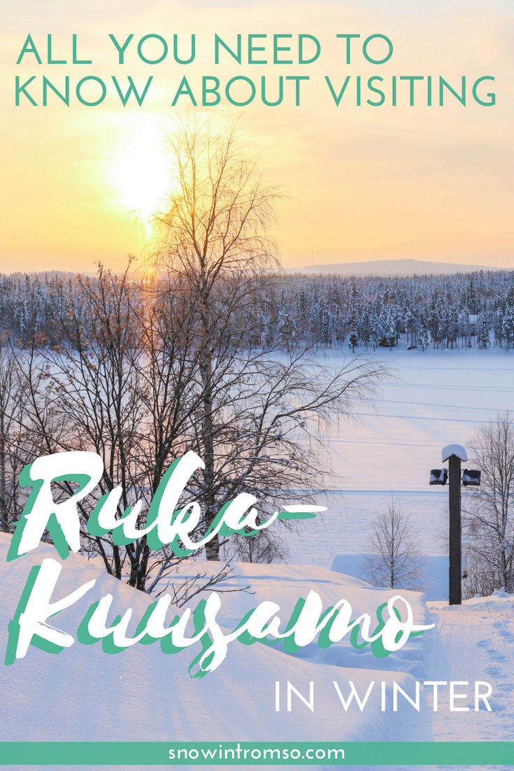 Planning your next winter holiday? Click through to find out what there is to see and do in Ruka-Kuusamo - and let me help you plan your trip!