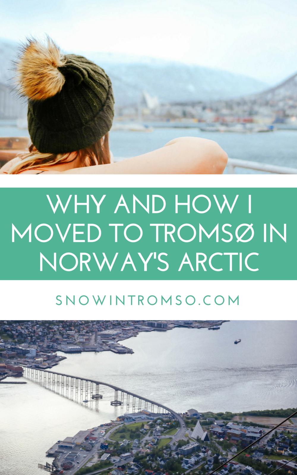 Click through to find out how and why I moved to Tromsø in the Norwegian Arctic!