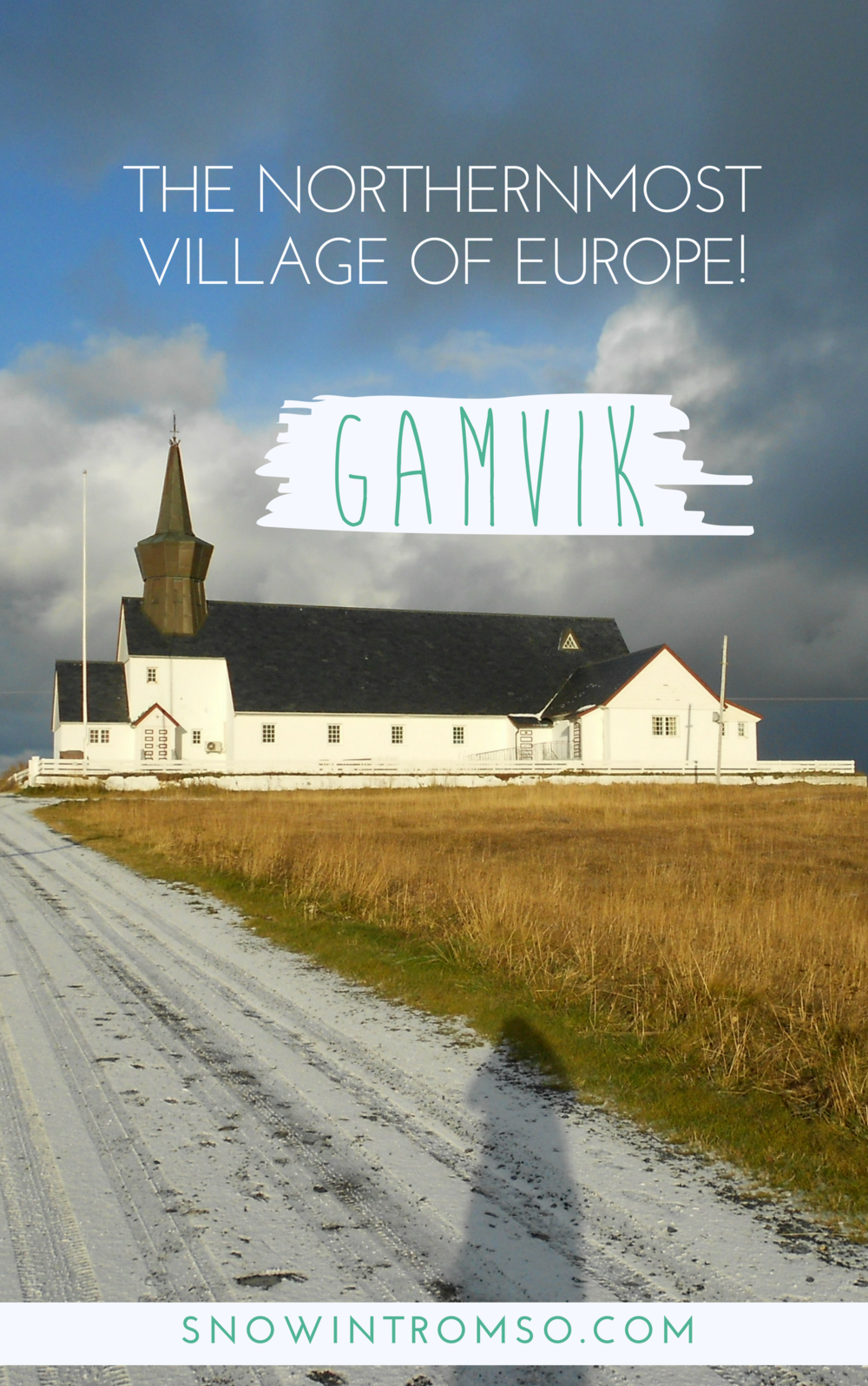 How much do you know about the northernmost village of Europe? Click through to learn more about Gamvik!