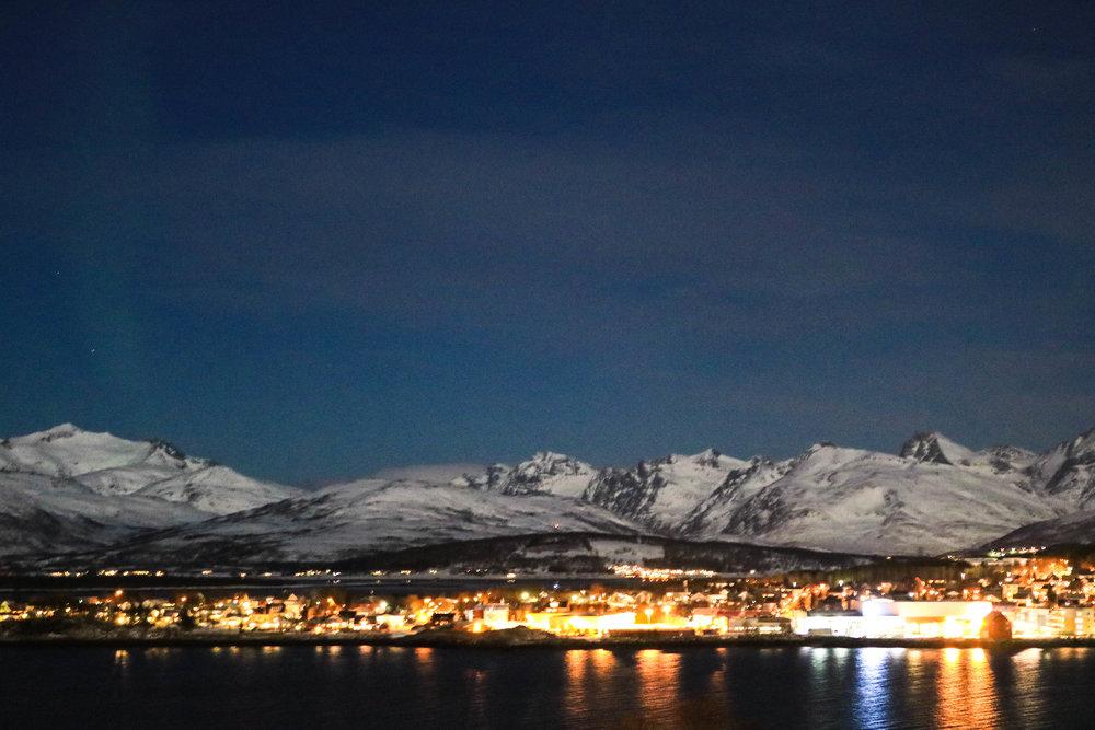 tromso polar night