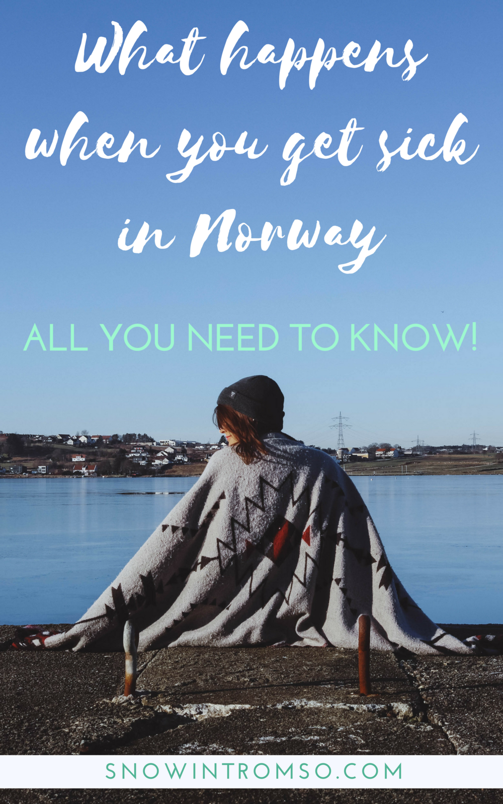 What happens when you get sick in Norway - read all about it on the blog!