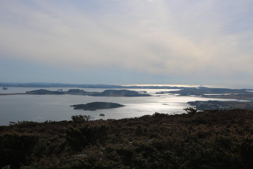 view of stavanger rennesøy