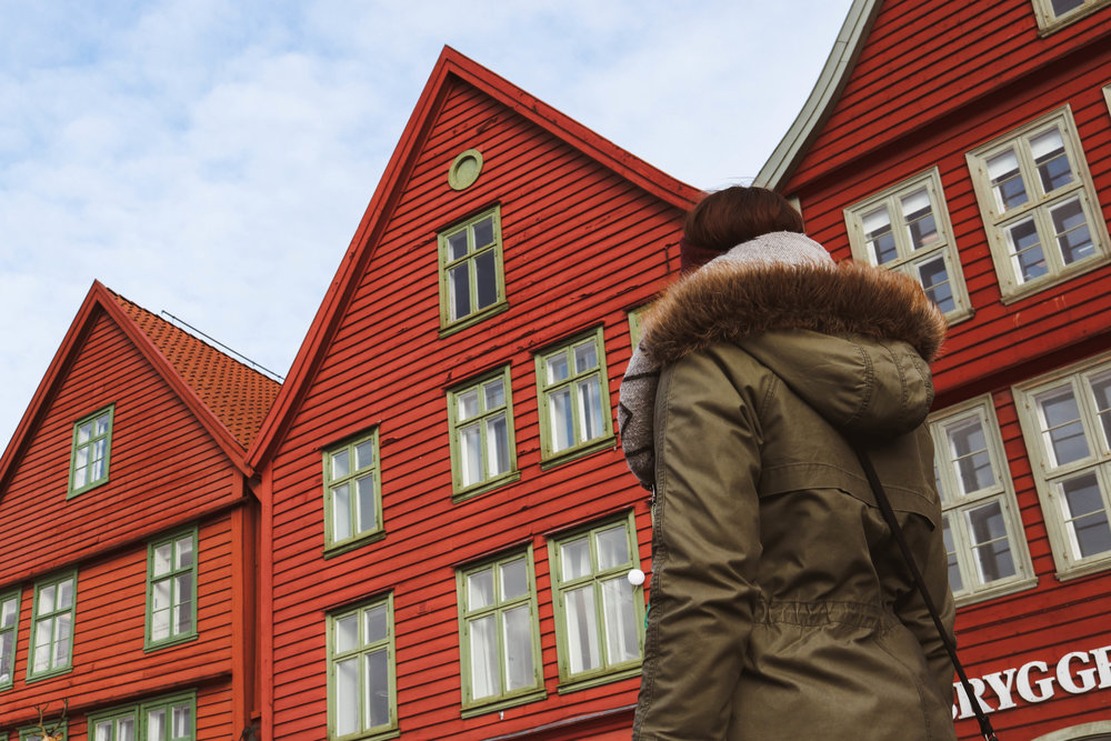 how to visit bergen on a budget