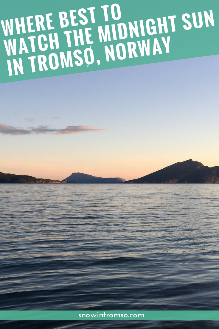 Would you like to experience the Midnight Sun this summer? Head over to the article to read where in Tromsø, Norway, you can see it best!